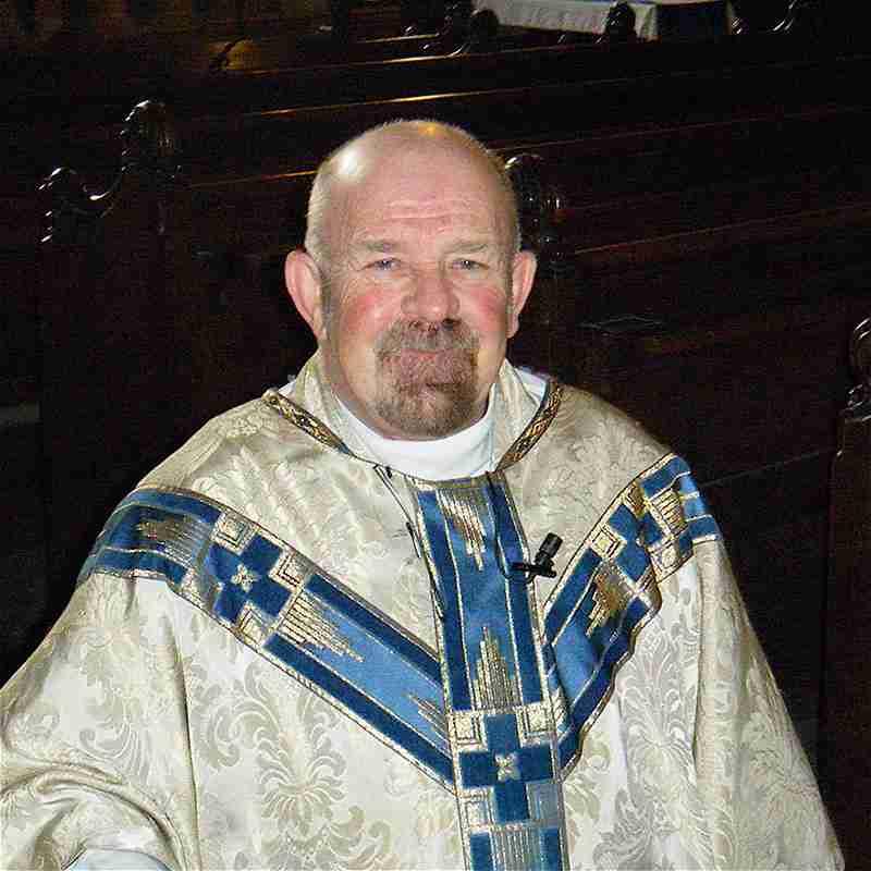 The Revd David Chesters, OBE