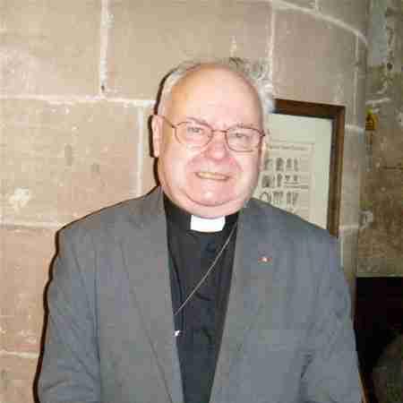 The Revd George Evans Methodist Minister