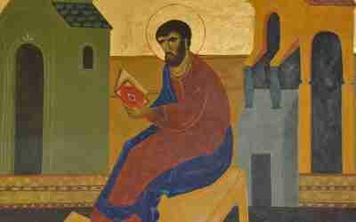 St Mark the Evangelist – 25th April